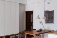 94㎡舒适北欧风格装修,温馨而实用的乐活小筑!图_7
