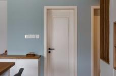 94㎡舒适北欧风格装修,温馨而实用的乐活小筑!图_14