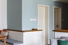 94㎡舒适北欧风格装修,温馨而实用的乐活小筑!图_8