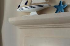 地中海风98㎡三室一厅精选案例图_3