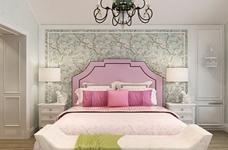 海伦小镇别墅187平五居室古典风格装饰效果图图_6