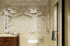 海伦小镇别墅187平五居室古典风格装饰效果图图_10