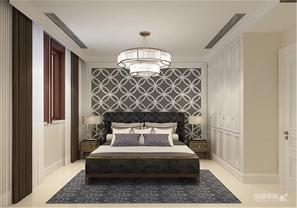 海伦小镇别墅187平五居室古典风格装饰效果图图_5