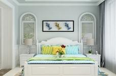 海伦小镇别墅187平五居室古典风格装饰效果图图_7