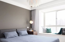 140㎡现代北欧风格装修,简约舒适演绎品质生活!图_8