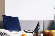 140㎡现代北欧风格装修,简约舒适演绎品质生活!图_2