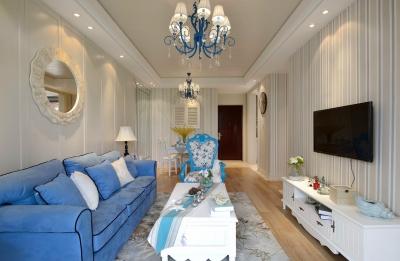 三室一厅-地中海风格-超有情调