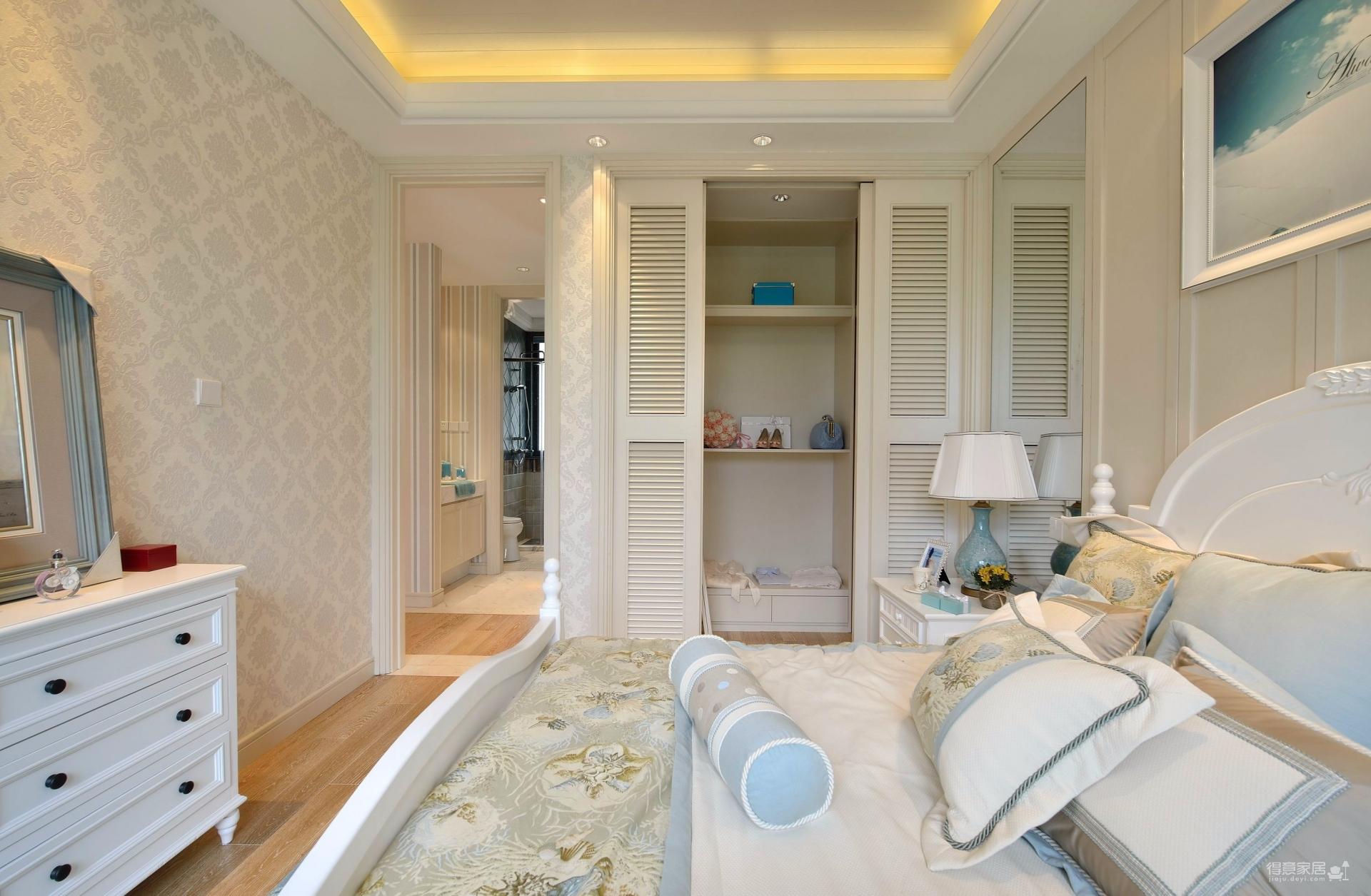 三室一厅-地中海风格-超有情调图_4