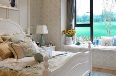 三室一厅-地中海风格-超有情调图_6