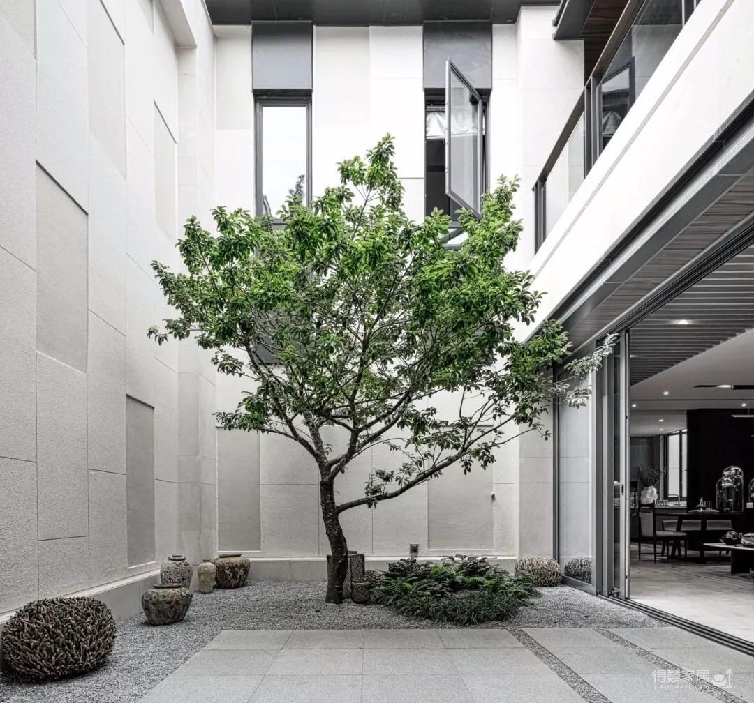 汉南碧桂园别墅 新中式风格