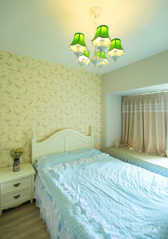【田园】83平两居室温馨田园风