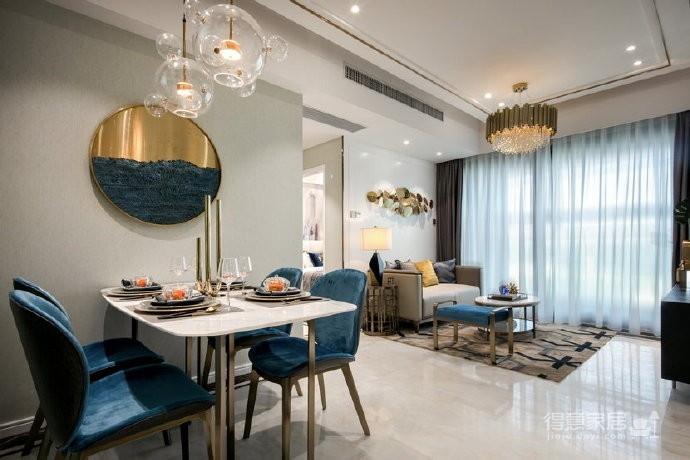 现代轻奢风格居室,超级温馨!