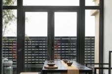 116㎡黑白灰现代风格,简洁造型而不简单!图_6