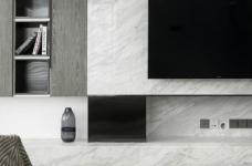 116㎡黑白灰现代风格,简洁造型而不简单!图_4