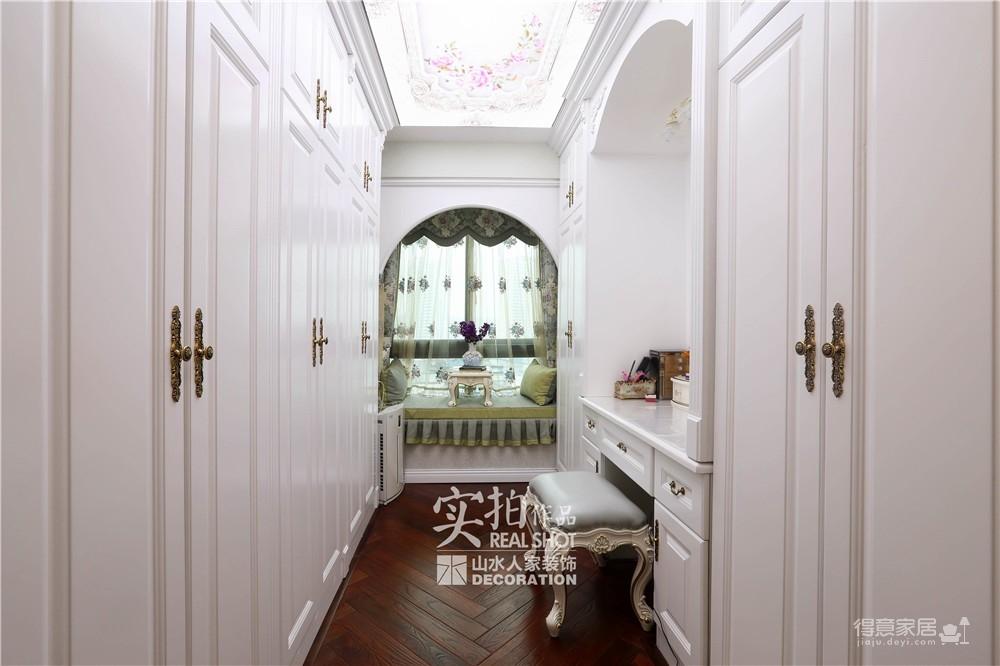 130平三室两厅欧式