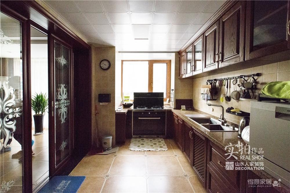 四房两厅别墅古典美式