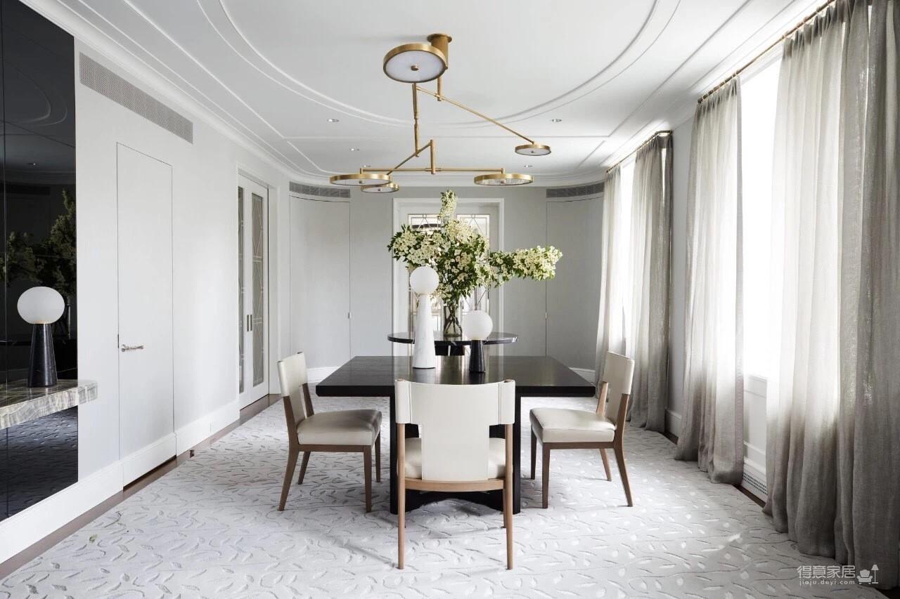美国曼哈顿街头公寓,法式复古美到令人沉醉!图_3