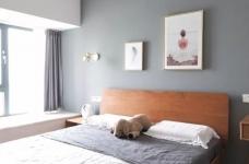96㎡温馨北欧风格装修,舒适居家的小资生活!图_10