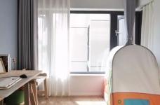 96㎡温馨北欧风格装修,舒适居家的小资生活!图_13
