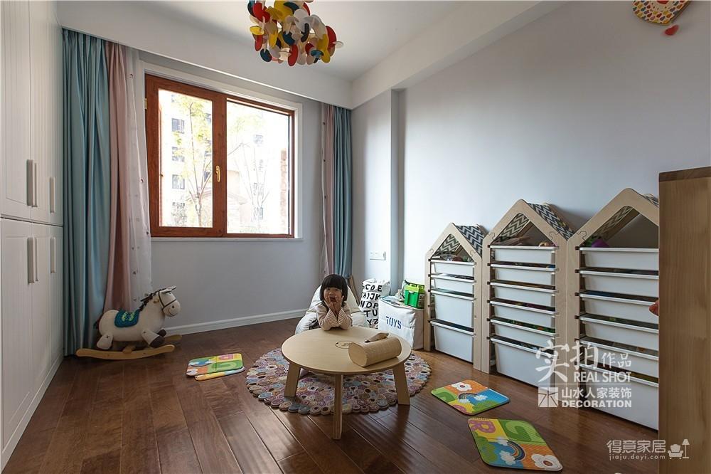 120平四室两厅现代简约