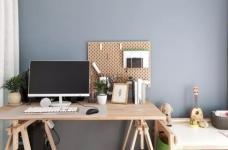 96㎡温馨北欧风格装修,舒适居家的小资生活!图_12