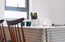 96㎡温馨北欧风格装修,舒适居家的小资生活!图_7