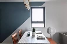 96㎡温馨北欧风格装修,舒适居家的小资生活!图_6