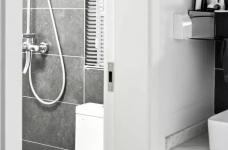 96㎡温馨北欧风格装修,舒适居家的小资生活!图_15