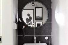96㎡温馨北欧风格装修,舒适居家的小资生活!图_14