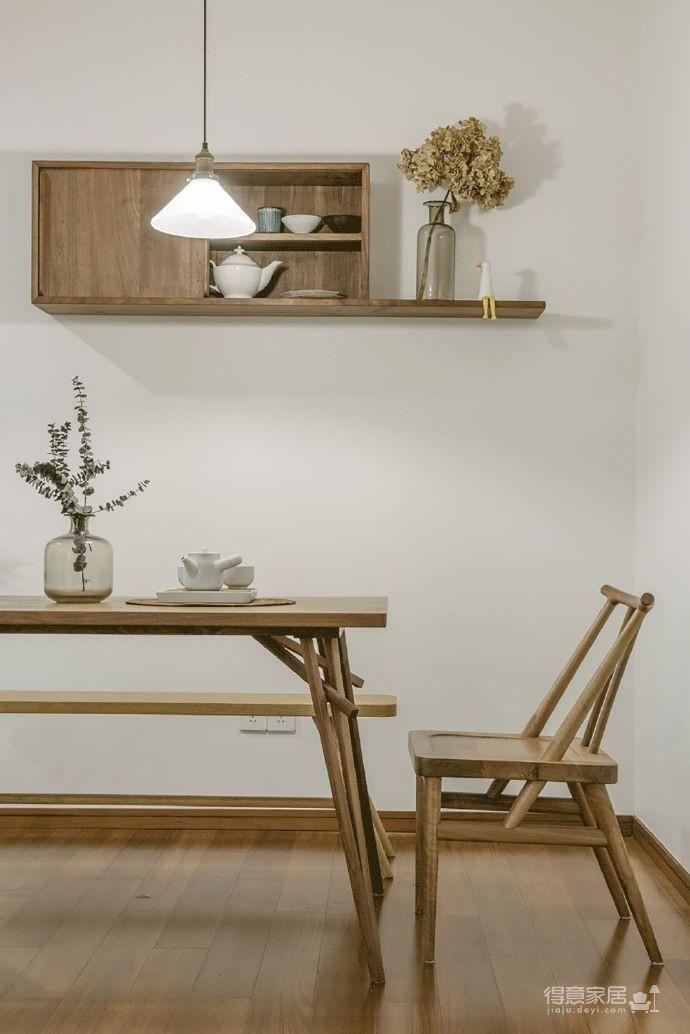 原木色的温暖之家,一个家让你从此有了一个最舒适的生活方式! 图_2