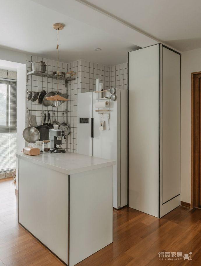 原木色的温暖之家,一个家让你从此有了一个最舒适的生活方式! 图_3