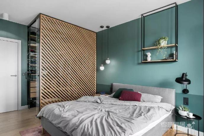 115m²森系北欧家居设计图_5