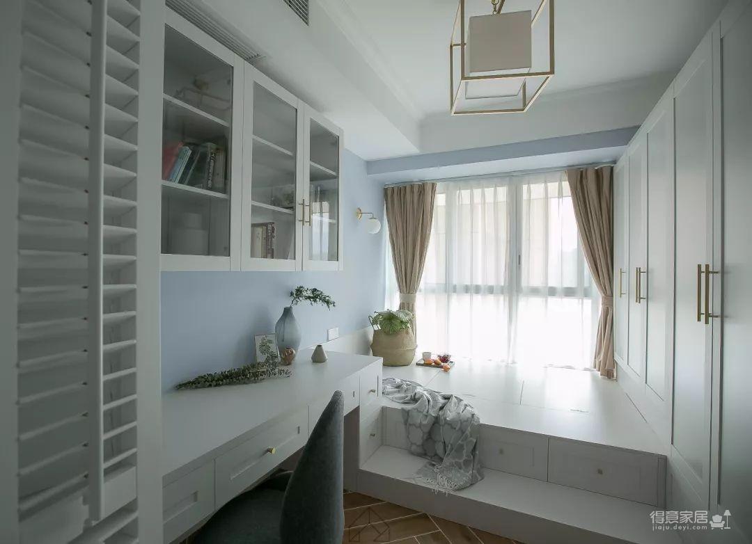 137㎡轻奢北欧3室2厅,营造轻盈浪漫的小资情调!图_16