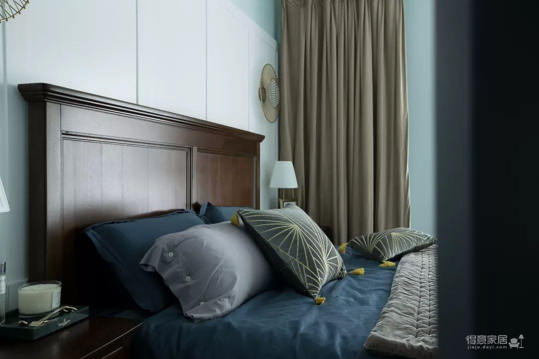 137㎡轻奢北欧3室2厅,营造轻盈浪漫的小资情调!图_15