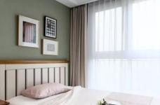 115㎡的现代轻奢风,精选的沙发背景美了整个家!图_5