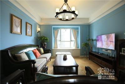 110平三室两厅简美