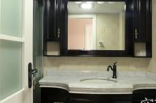 110平三室两厅粉色简美图_13