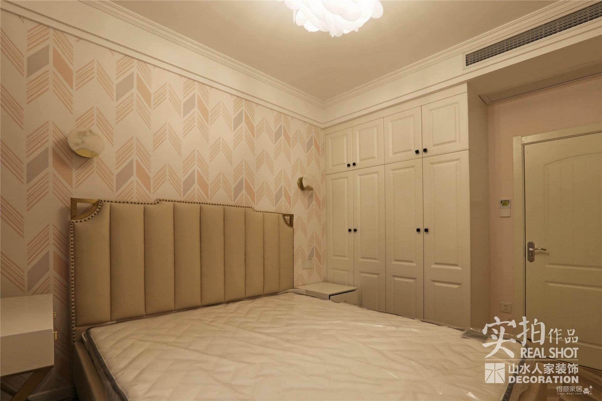 三室两厅126美式轻奢图_11