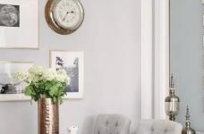 124㎡美式风格装修效果,打造轻奢文艺的家!图_8