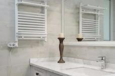 124㎡美式风格装修效果,打造轻奢文艺的家!图_14