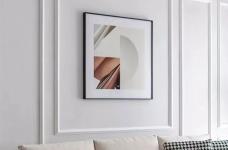 97㎡混搭风格装修,优雅、浪漫、精致、舒心的家!图_4