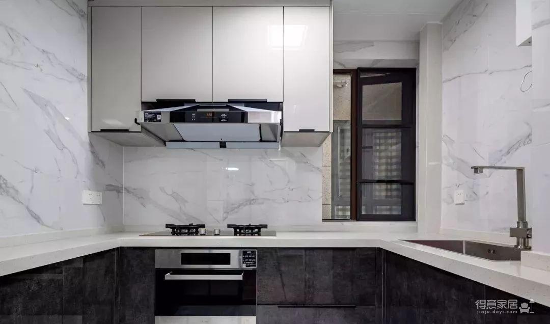 97㎡混搭风格装修,优雅、浪漫、精致、舒心的家!图_10