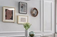 97㎡混搭风格装修,优雅、浪漫、精致、舒心的家!图_8