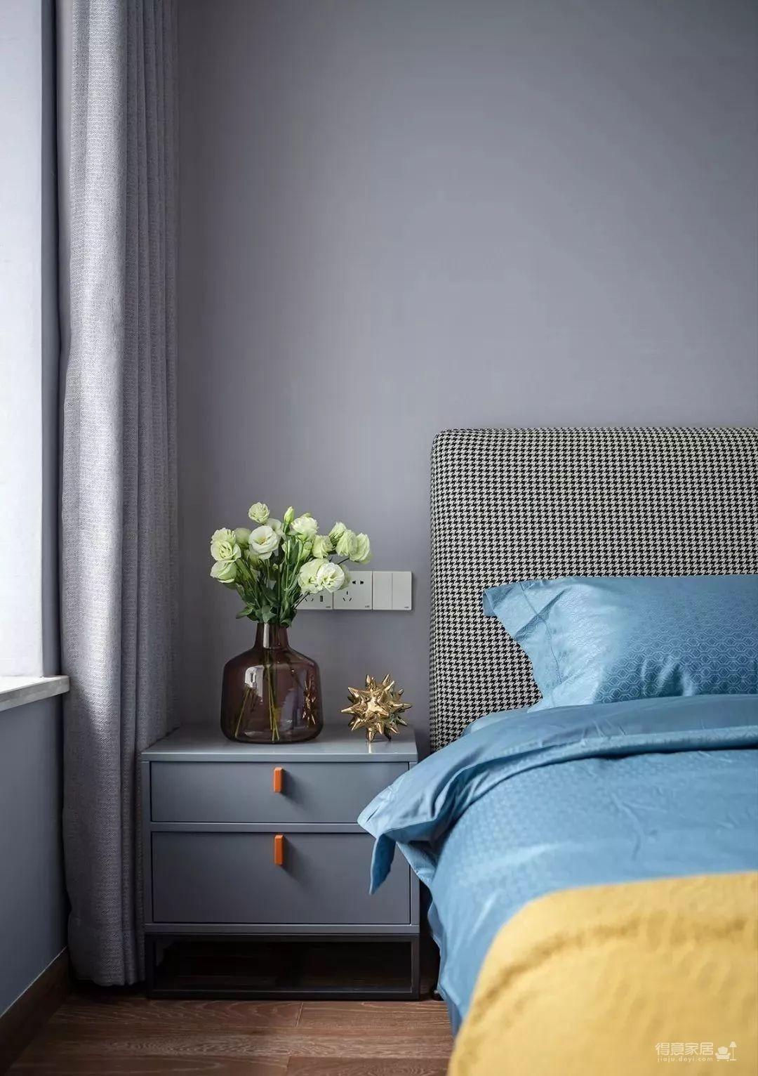 97㎡混搭风格装修,优雅、浪漫、精致、舒心的家!图_14