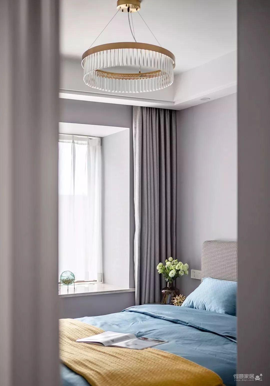 97㎡混搭风格装修,优雅、浪漫、精致、舒心的家!图_13