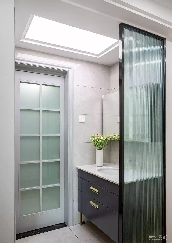 97㎡混搭风格装修,优雅、浪漫、精致、舒心的家!图_17