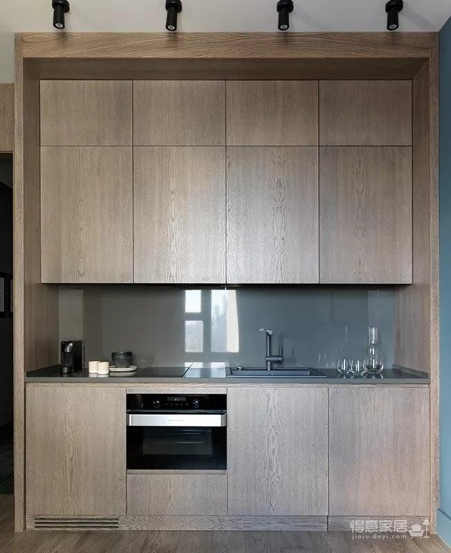 36m²优雅女生公寓,特别的高级范儿! 