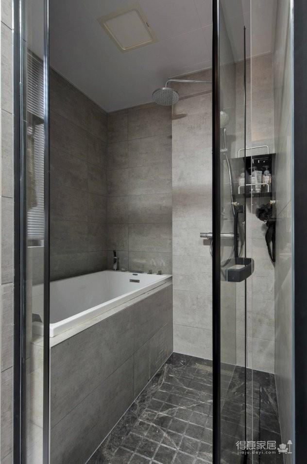 89㎡简约现代风二居室装修设计,喜欢这种惬意休闲的舒适图_9