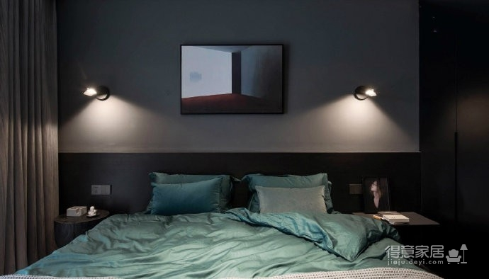 89㎡简约现代风二居室装修设计,喜欢这种惬意休闲的舒适图_7