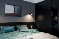 89㎡简约现代风二居室装修设计,喜欢这种惬意休闲的舒适图_6